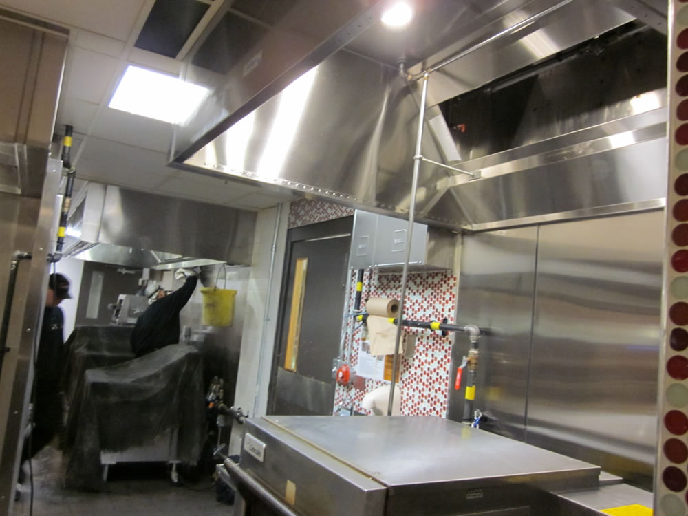Restaurant Kitchen Hood Cleaning - Toronto - Hamilton - Niagara (132)