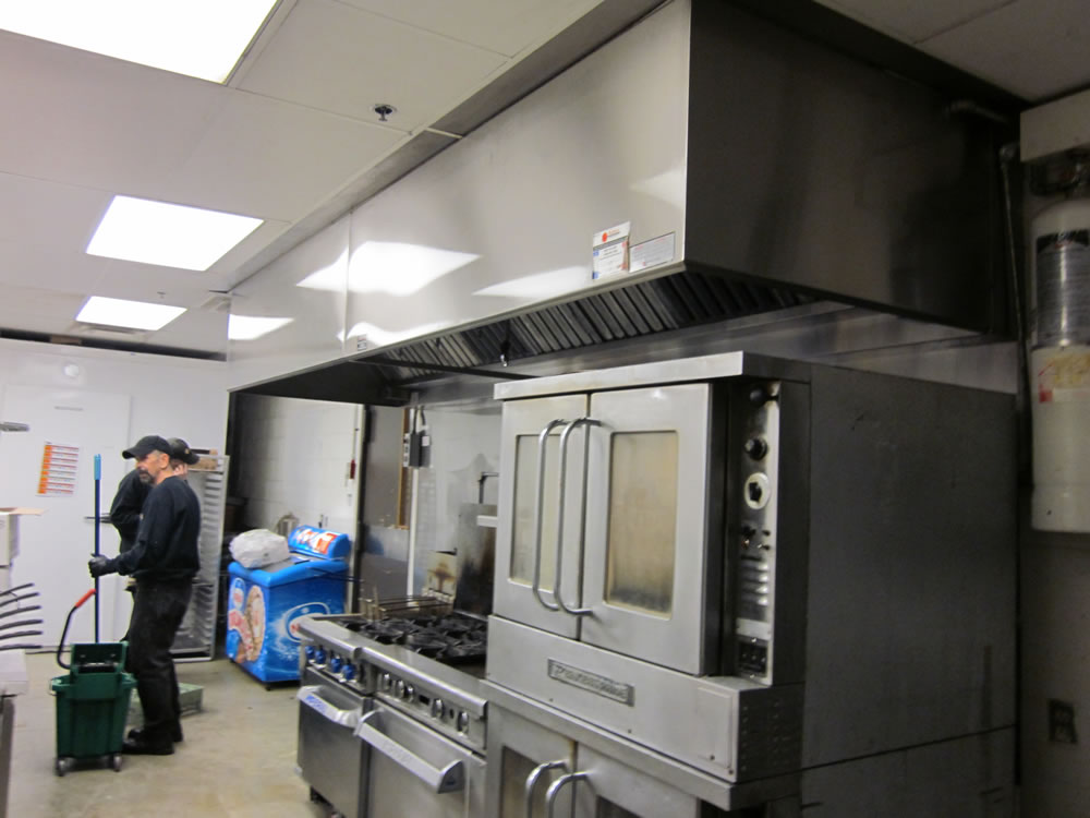 Restaurant Kitchen Hood Cleaning restaurant hood cleaning: sundance pressure cleaning